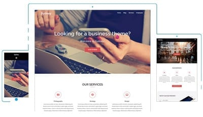 Sydney - Tema WordPress gratis business
