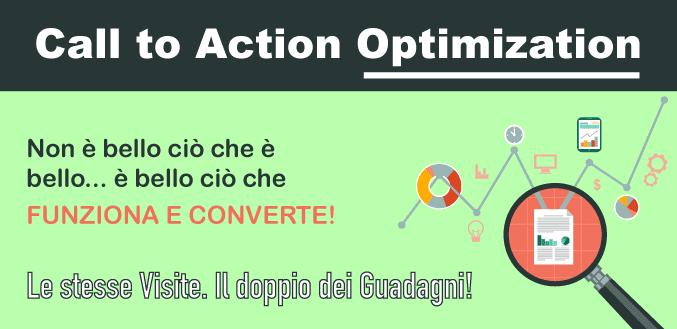 Call to Action Optimization: Stessi visitatori, Più conversioni