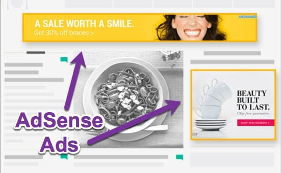 guadagnare con un blog con la pubblicità